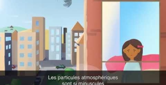 EEA Air Quality French subtitles